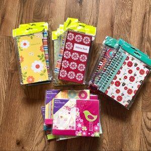 Stationary Bundle- Address Books, Journals & More